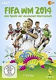 DVD & Blu-ray - FIFA WM 2014 - Alle Spiele der deutschen Mannschaft [7 DVDs]