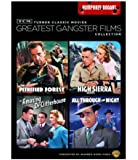 TCM Greatest Gangster Films Collection: Humphrey Bogart (The Petrified Forest / High Sierra / The Amazing Dr. Clitterhouse / All Through the Night)