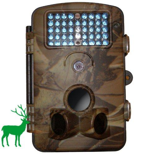"""Waid-Life Wildkamera Waid-Life 12 MP """"Spezial"""" für große Entfernungen - Exklusiv mit HD Foto und Video - geschütze Version"""