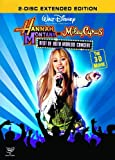 Hannah Montana and Miley Cyrus - Best of Both Worlds 3-D Concert [DVD]