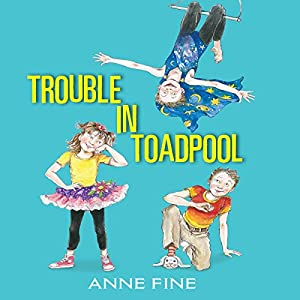 Trouble in Toadpool Audiobook