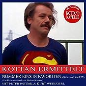 Nummer eins in Favoriten (Kottan ermittelt - Kriminalrätsel 27) | Helmut Zenker