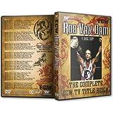 Rob Van Dam - The Complete ECW TV Title Reign DVD-R Set