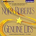 Genuine Lies (       UNABRIDGED) by Nora Roberts Narrated by Joyce Bean