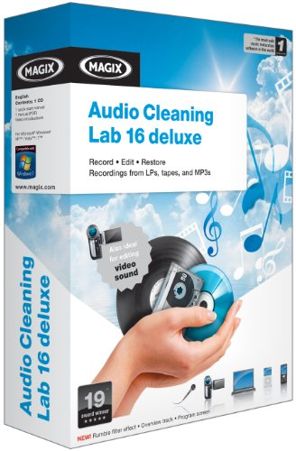 Audio Cleaning Lab 16 [OLD VERSION]