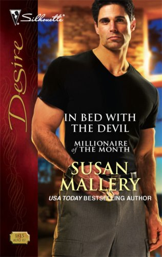 Image of In Bed With The Devil (Silhouette Desire) (Millionaire of the Month)