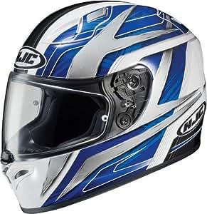 Amazon.com: HJC FG-17 Ace MC-3 Full Face Helmet - Medium: Automotive