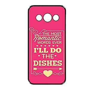 Vibhar printed case back cover for Samsung Galaxy S3 DoDishes