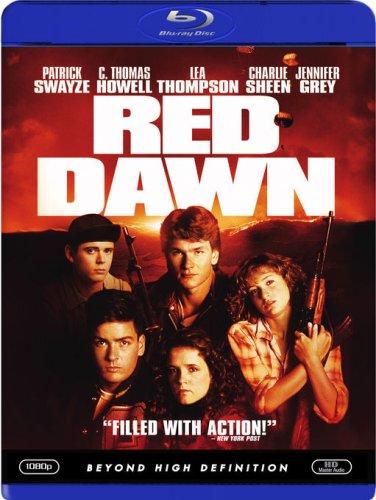Red Dawn (Ws Dub Sub Ac3 Dol Dts Chk Sen) [Blu-ray] [Import]