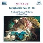 Symphonies Nos 15 � 18