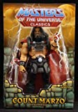 Masters Of The Universe Classics Count Marzo Figure