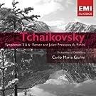 Tchaikovsky: Symphonies Nos.2 & 6; Romeo & Juliet, Francesca da Rimini