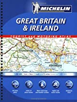 Michelin Great Britain & Ireland Tourist and Motoring Atlas (Michelin Great Britain & Ireland Motoring Atlas)