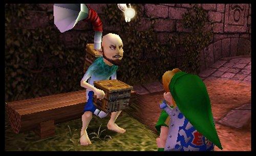 The Legend of Zelda: Majora's Mask 3D  galerija