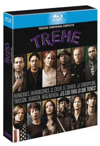 Treme - Temporada 3 [Blu-ray]