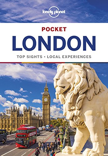 Lonely Planet Pocket London (Travel Guide) [Harper, Damian - Lonely Planet - Dragicevich, Peter - Fallon, Steve - Filou, Emilie] (Tapa Blanda)