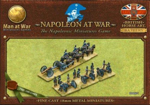 Napoleon at War - British: Horse Artillery Battery