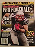 img - for Sporting News 2014 Pro Football - Julian Edelman Cover book / textbook / text book