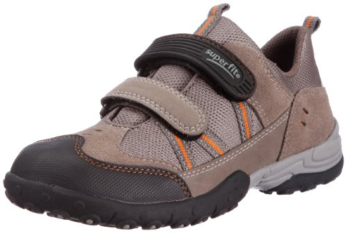 Superfit Sport 1 80013743, Chaussures basses mixte enfant  MarronTRC3205, 32 EU Picture