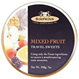 Simpkins Mixed Fruit Travel Drops 175g - CLF-SIMP-0187