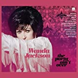 The Party Ain't Over [VINYL] Wanda Jackson