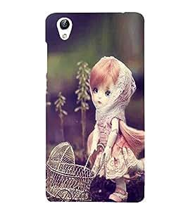 STYLISH GIRL Designer Back Case Cover for Vivo Y51L