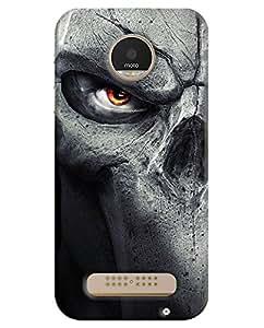Motorola Moto Z Play Back Cover By FurnishFantasy