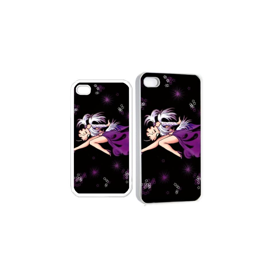 betty boop1 iPhone Hard Case 4s White