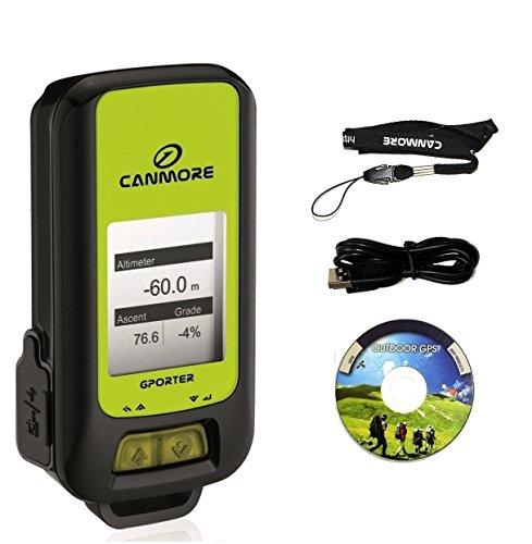 G-PORTER GP-102+ Multifunction GPS Device/ Data