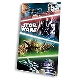 Star Wars Kuscheldecke Tagesdecke Fleecedecke 150x100cm !Neue Kollektion!