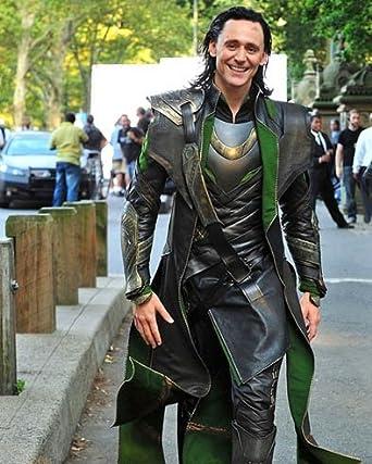 LOKI TOM HIDDLESTON 8x10 Photo Hot Sexy Movie Actor Thor ...