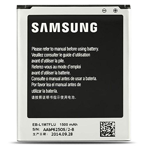batteria original Samsung EB-L1M7FLU Li-Ion Samsung Galaxy S3 mini NFC