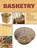 img - for Basketry: Basic Techniques Explained Step by Step book / textbook / text book