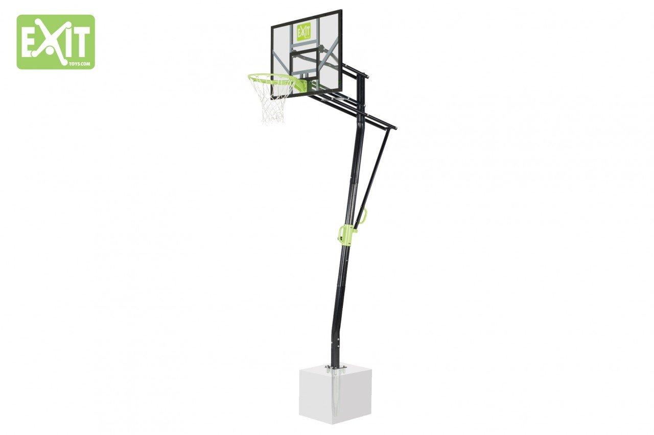 Exit Galaxy 5 stufig höhenverstellbarer Basketballkorb zur fixierung im Boden jetzt bestellen