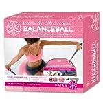 Gaiam Pink Med-Total Body Balanceball...