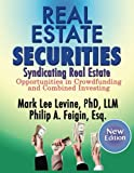 img - for Real Estate Securities: Syndicating Real Estate book / textbook / text book