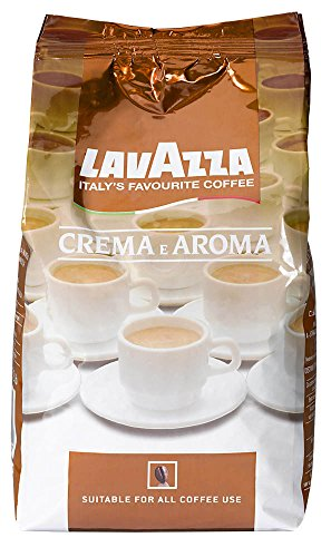 Lavazza Crema e Aroma - Coffee Beans, 2.2-Pound Bag - Pack of 2 (Coffee Aroma compare prices)
