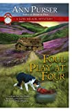 Foul Play at Four (Lois Meade Mystery)