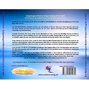 Aufgestiegene Meister bringen Heilung für die Welt - Einweihung in die violette Flam