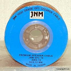 JNM SPC 19 SPEAKER CABLES