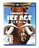 DVD & Blu-ray - Ice Age - Box Set Teil 1-4/Mammut-Box [Blu-ray]