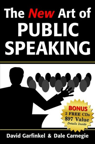The New Art of Public Speaking