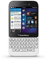 Blackberry Q5 Smartphone débloqué 4G (Blackberry OS 10) Blanc