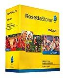 ロゼッタストーン 英語 (アメリカ) レベル1、2、3、4&5セット v4 TOTALe オンライン3か月版