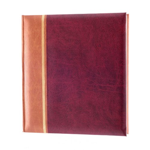 Kenro Grace Traditional Photo Album Burgundy