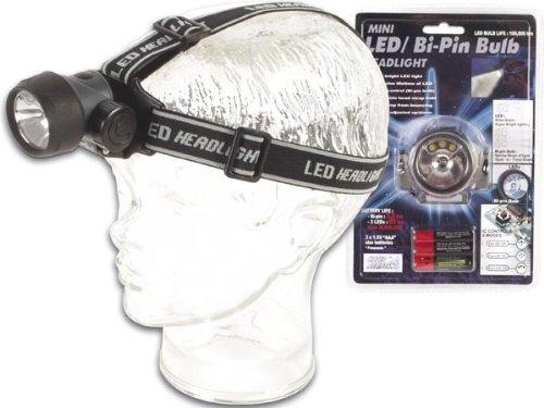 Velleman Zlhl389 White Led + Halogen Headlamp