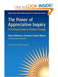 The Power of Appreciative Inquiry: A Practical Guide to Positive Change (BK Business) Amanda Trosten-Bloom and David Cooperrider