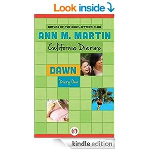 Dawn: Diary One (California Diaries, 1)