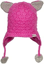 Appaman Kitten Cap - Hot Pink-Small (0-6 Months)