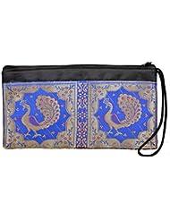 Maitri Creations Women Wallet Multi-Coloured(MAI-049)